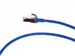 Komutacinis kab. 5.0m S/FTP 6A kat.,(Dia. 4,2mm) mėlynas