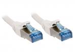 Komutacinis kabelis 15m S/FTP Cat6A Pimf, LSOH, baltas