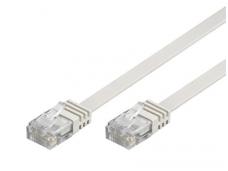 Komutacinis kabelis 20m UTP Cat5E plokščias
