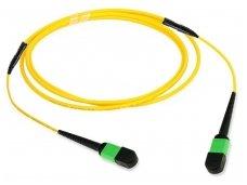 Komutacinis kabelis MPO/MPO 25m SM