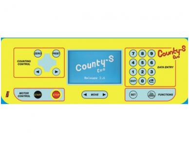 Komponentų skaičiavimo mašina Iteco 8301.131 2