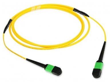 Komutacinis kabelis MPO/MPO 15m SM
