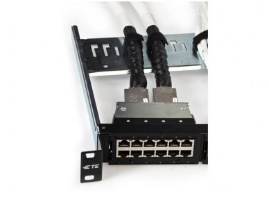 Komutacinis kabelis MRJ21-MRJ21 10m, ekranuotas 4