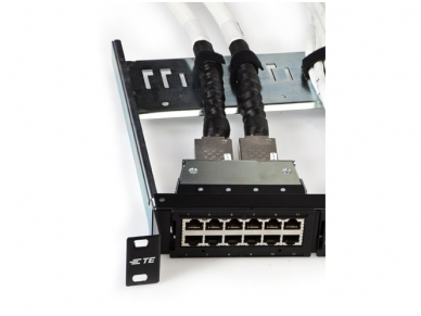 Komutacinis kabelis MRJ21-MRJ21 15m, ekranuotas 4