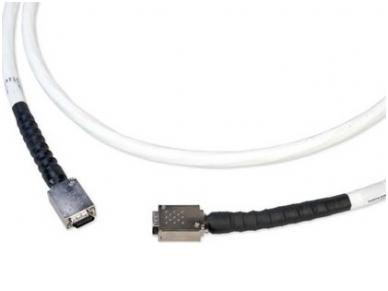 Komutacinis kabelis MRJ21-MRJ21 25m, ekranuotas