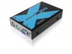 KVM ilgiklis VGA, USB, Audio 1600x1200, 100m