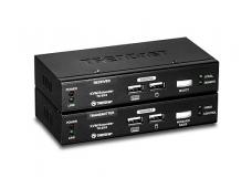 KVM ilgiklis iki 100m, TK-EX4 1920x1200, USB, VGA