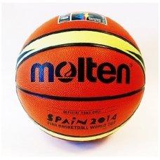 Laimėk oficialų 2014 m. pasaulio krepšinio čempionato kamuolį!