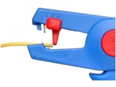 Laidų nuvalymo įrankis 0.2-6mm2 WEIC SUPER 5 3