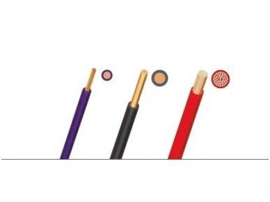 Laidų nuvalymo įrankis 0.2-6mm2 WEIC SUPER 5 5