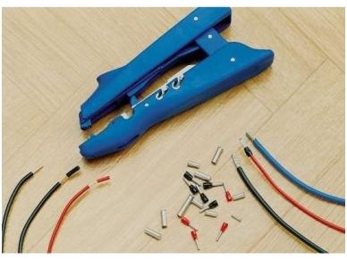 Laidų nužievinimo įrankis WEIC300 2
