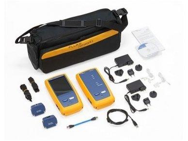 LAN kabelių analizatorius DSX-600 INTL