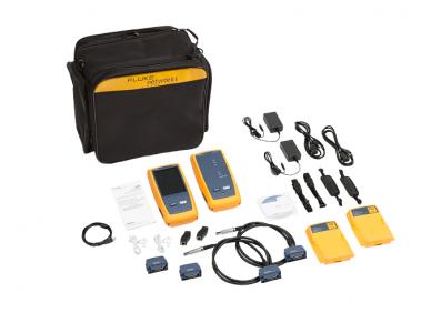 LAN kabelių analizatoriusDSX2-5000 INT