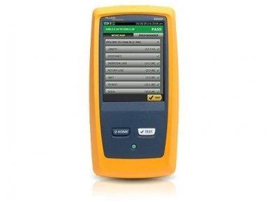 LAN kabelių analizatoriusDSX2-8000 INT 2