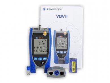 LAN kabelių matuoklis IDEAL VDV II 4