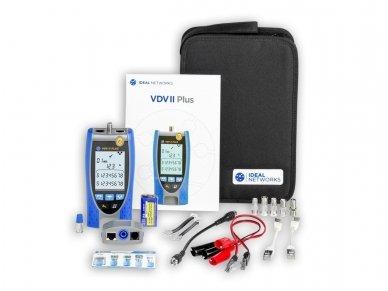 LAN kabelių matuoklis IDEAL VDV II PLUS 4