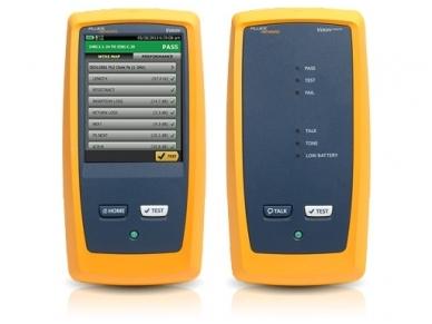 LAN kabelių analizatoriusDSX2-5000 INT 2