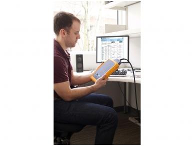 LAN kabelių analizatoriusDSX2-5000 INT 4