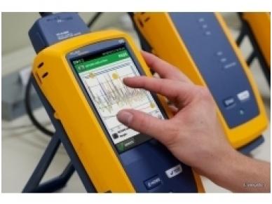 LAN kabelių analizatoriusDSX2-5000 INT 5