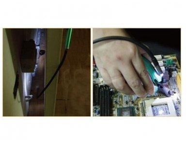 Lankstus LED žibintuvėlis Proskit FL-603 3xAAA 5