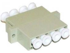 """LC/LC tipo optinis adapteris,MM """"Quad"""""""