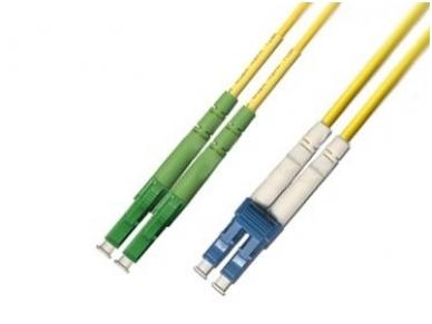 LCAPC/LC dvigubas vienmodis komutacinis kabelis 5m, HP