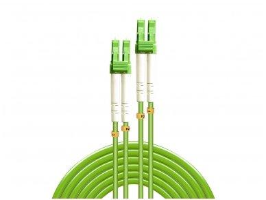 LC/LC dvigubas daugiamodis OM5 komut. kabelis 1m 2