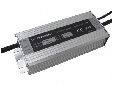 LED draiveris AC/DC LED 2800 mA 75W CC DIMM IP67