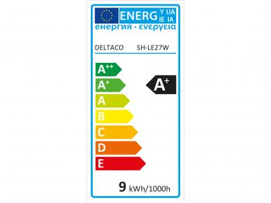 LED lemputė E27 9W Wifi Smart Home 3