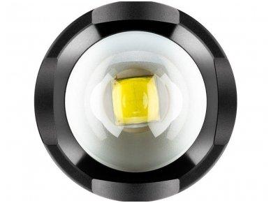 LED žibintuvėlis 1500 lumen, Cree XHP50.2 3