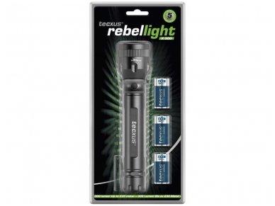 LED žibintuvėlis Tecxus 300lumen 3