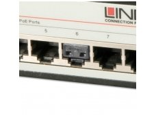 Lindy 10 x RJ-45 Port Blockers with Key