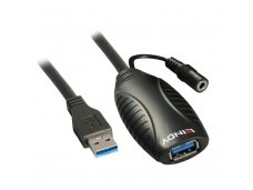 Lindy 15m USB 3.0 Active Extension Cable