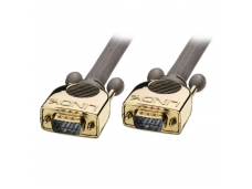 Lindy 1m Gold VGA Monitor Cable