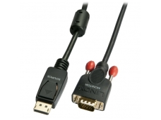 Lindy 2m DisplayPort To VGA Adapter Cable