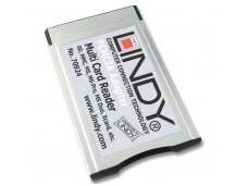 Lindy 46-in-1 PCMCIA Card Reader