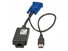 Lindy CAT-32 IP modulis USB ir VGA