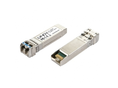 Lindy 10GBase-LR/LW SFP+ LC Transceiver Module