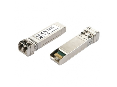 Lindy 10GBase-SR SFP+ LC Transceiver Module
