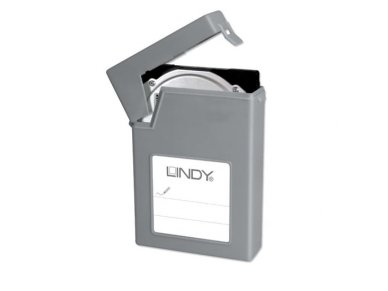 Lindy 3.5Inch HDD Storage Case. Grey