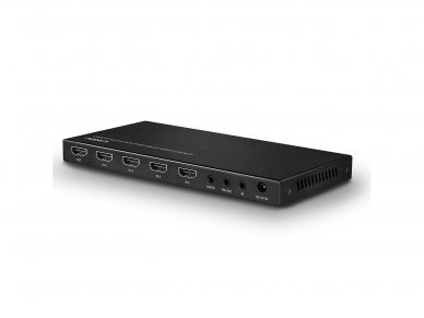 Lindy 4 Port HDMI 2.0 18G Switch with Audio 2
