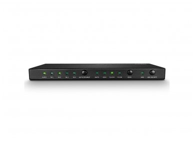 Lindy 4 Port HDMI 2.0 18G Switch with Audio 3