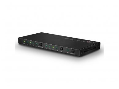 Lindy 4 Port HDMI 2.0 18G Switch with Audio 5