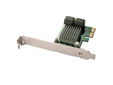 Lindy 4 Port SATA 3 Card. PCIe