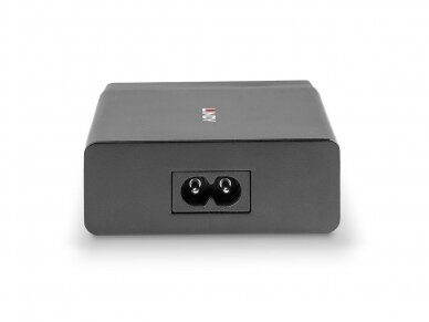 Lindy 4 Port USB Type C and A Smart Charger with Power Delivery. 72W 4
