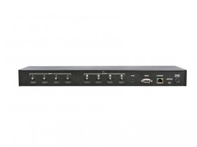 Lindy 4x4 HDMI 2.0 18G UHD/HDR Matrix 4