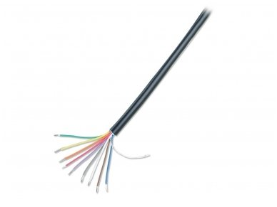 Lindy 9 Core Screened Interface Cable. 100m reel