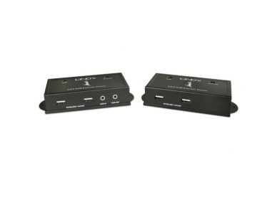 Ilgiklis HDMI 1080p, USB, Audio per vytą porą, 50m 2