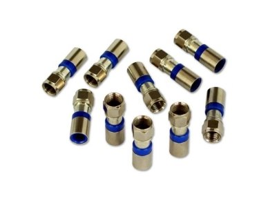 Lindy Compression F-Type Plugs