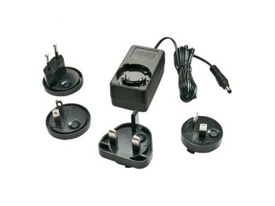 Lindy Multi Country Switching AC Adapter - 5V DC. 3A. 4.8mm Outer / 1.7mm Inner DC Jack. Level VI
